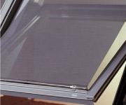 天窓に取り付けるブラインド、オーニング