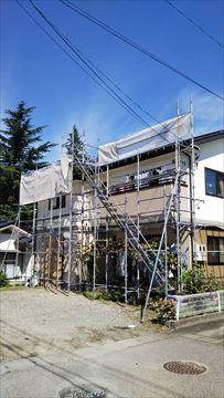 フッ素屋根塗装