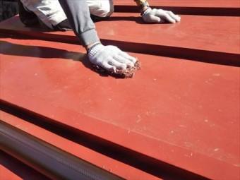 富士見屋根塗装