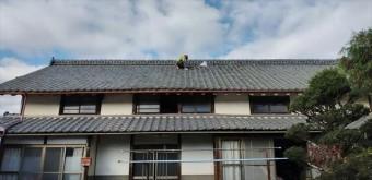 雨漏り補修瓦工事