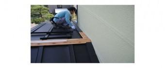 屋根カバー工法「板金被せ工法