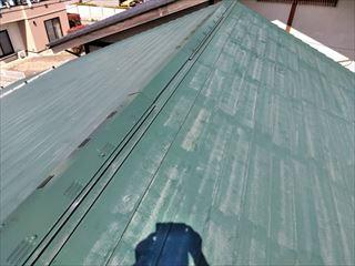 屋根塗装換気棟修理