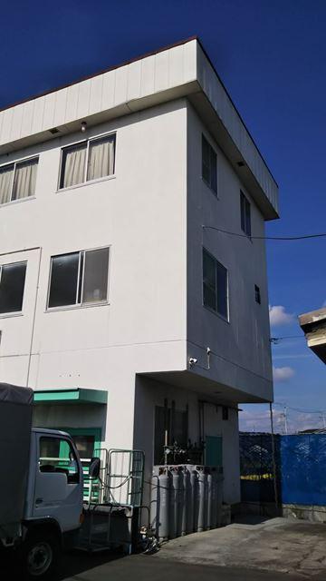 松本市井川城製菓工場
