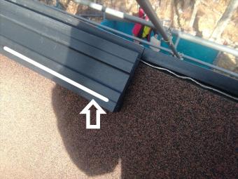 諏訪山荘屋根壁修繕