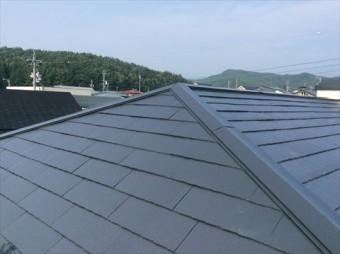 スレート屋根塗装