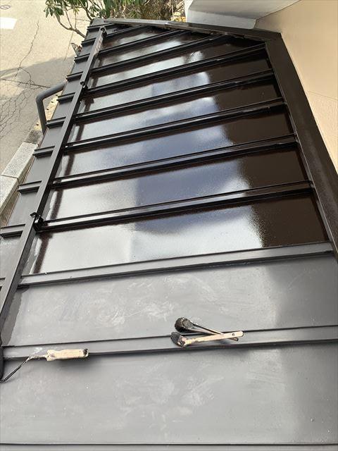 トタン屋根塗装