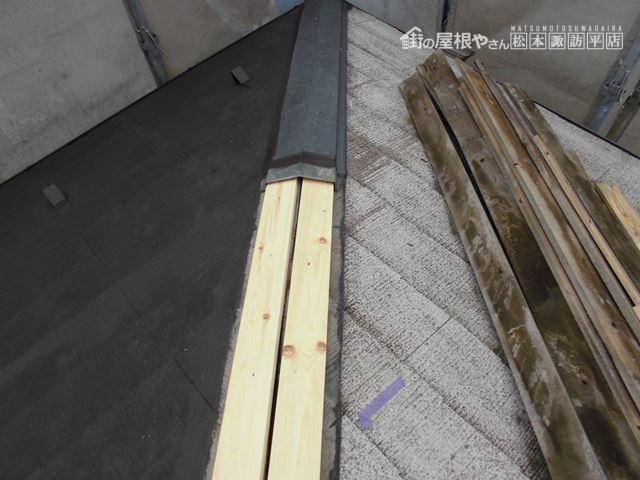 塩尻市宗賀屋根塗装