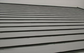 鋼板屋根塗装