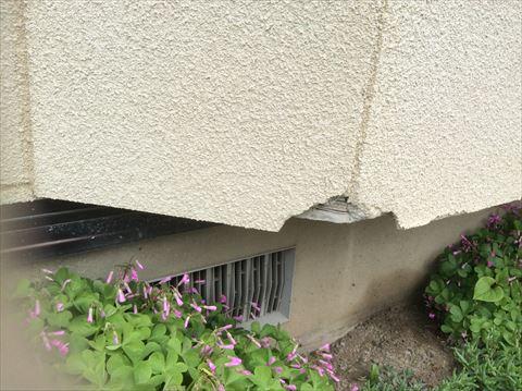 パナホーム屋根下見