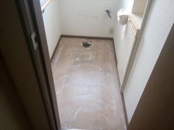 松本市寿 K邸 トイレ
