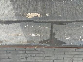 松本市波田K邸屋根葺き替え下見