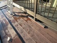 横葺き屋根雨漏り
