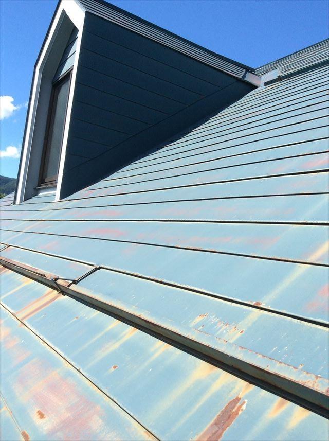 茅野市屋根壁調査