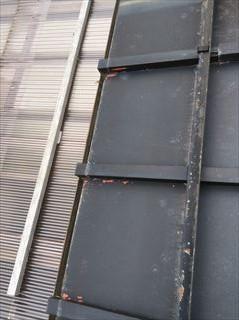 屋根塗装下見