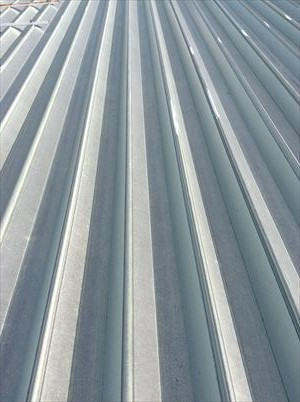 松本折版屋根