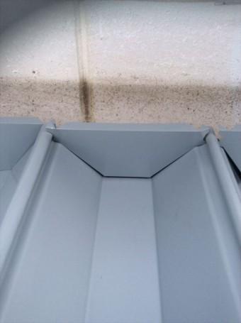 ボイラー室屋根