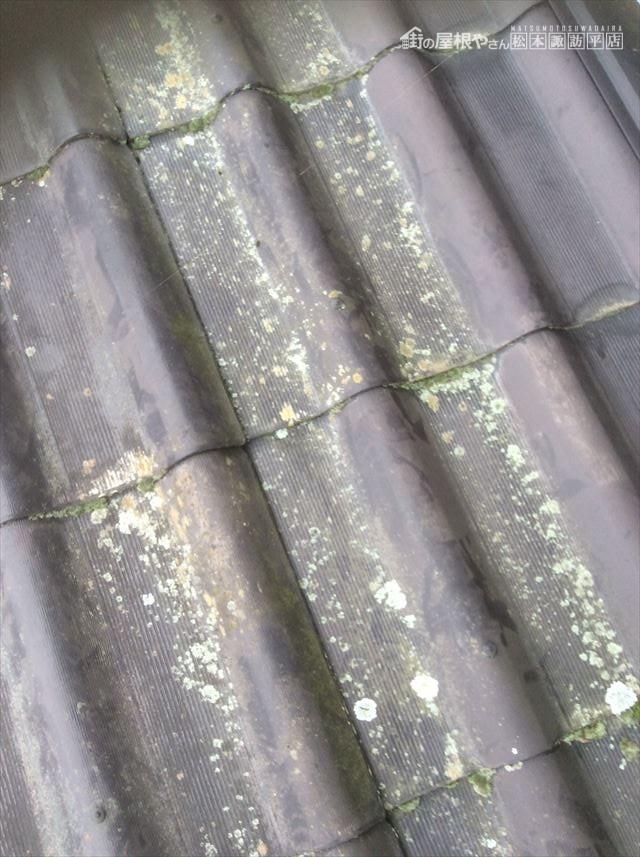 明科屋根塗装