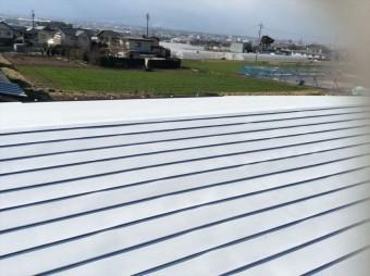 寿台屋根塗装