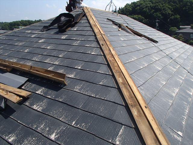 屋根点検 カラーベスト