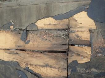松川雨漏り工事