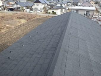 松川雨漏り屋根工事