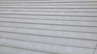 安曇野市 三郷 屋根塗り替え 板金