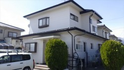 屋根塗り替え 外壁カバー