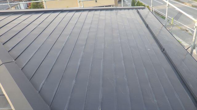 屋根塗装 安曇野市 豊科