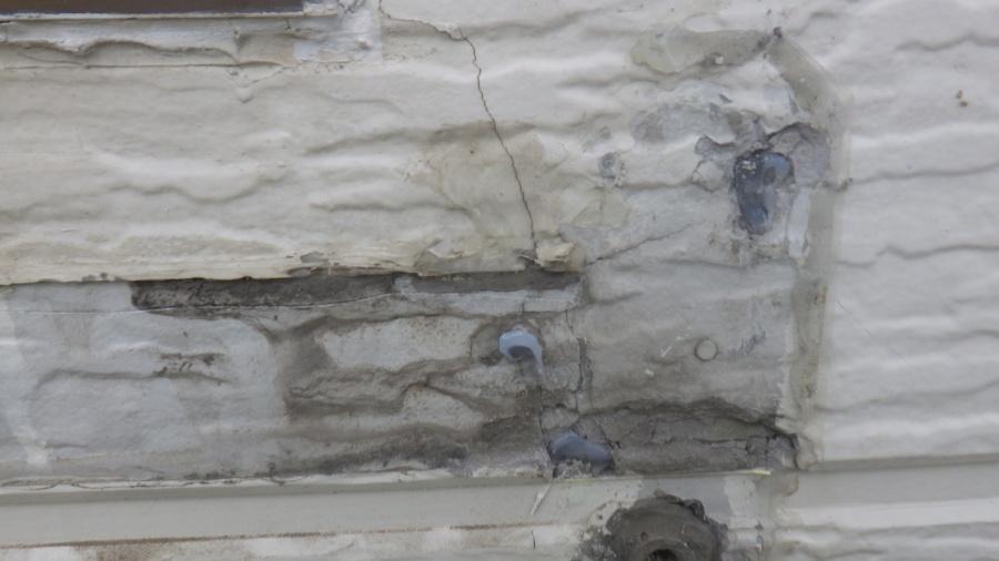 ベランダ 漏水 外壁