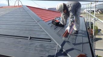 屋根塗り替え 壁工事