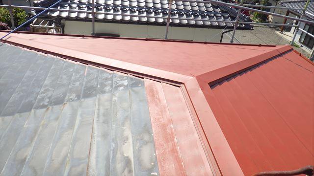 屋根 塗り替え 下塗り