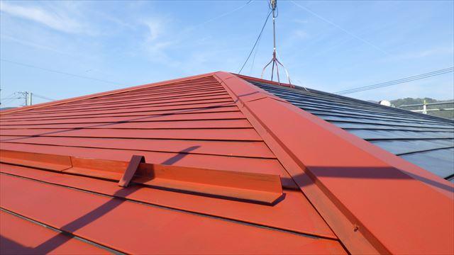 屋根 塗装 下塗り 板金