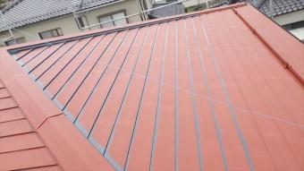 屋根下塗り 板金 シリコン