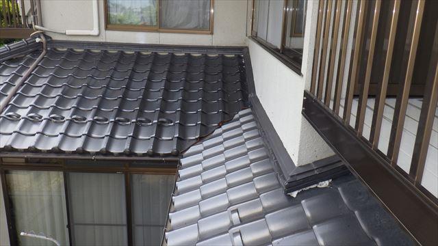 屋根 外壁 隙間
