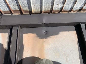 M様邸屋根塗装