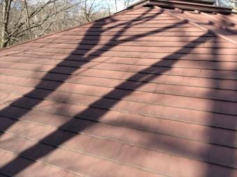 別荘屋根雨漏り
